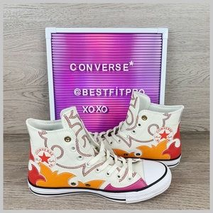 🦋CONVERSE CHUCK TAYLOR SPACE COWGIRL HIGH TOP